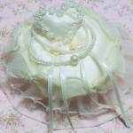【イチ押し♥】結婚式アイテム・リングピローを作りました!