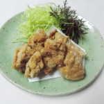 【レシピ付き♥】「鶏の唐揚げ」男子ごはんにピッタリ!!