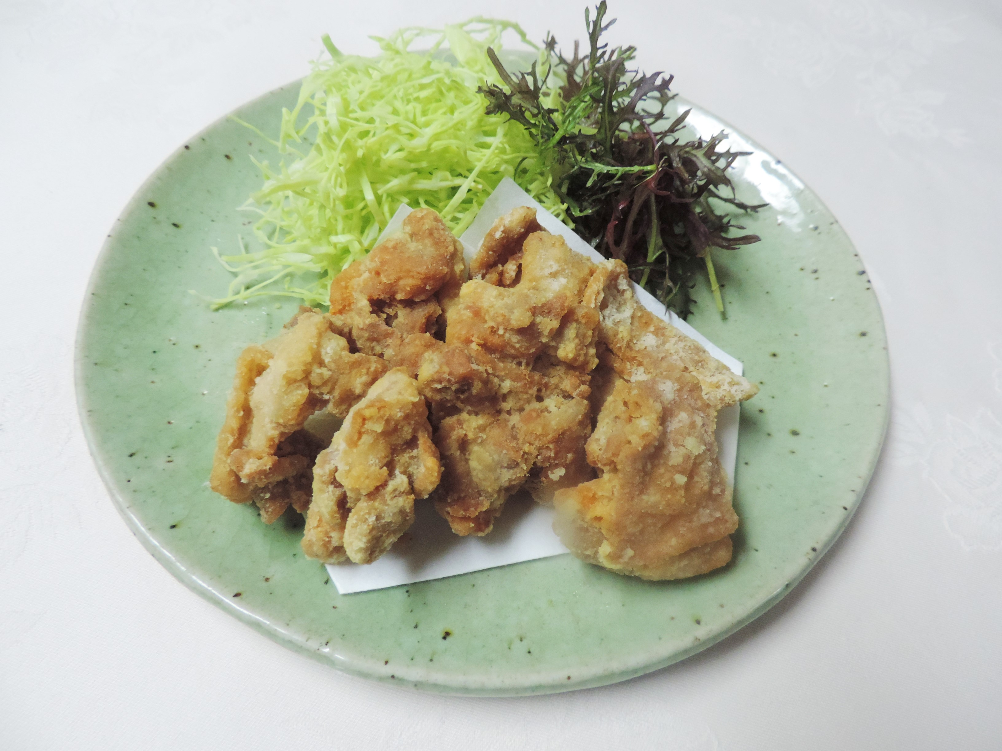 【レシピ付き♥】男子ごはんにピッタリ!「鶏の唐揚げ」