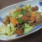 【レシピ付き♥】「絶品・ミルフィーユとんかつ野菜炒め」