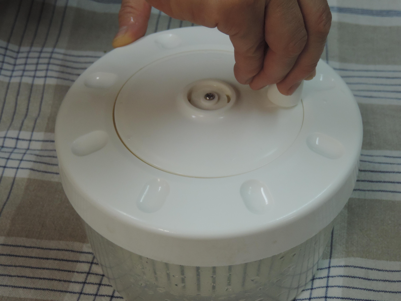 水切り器回転2