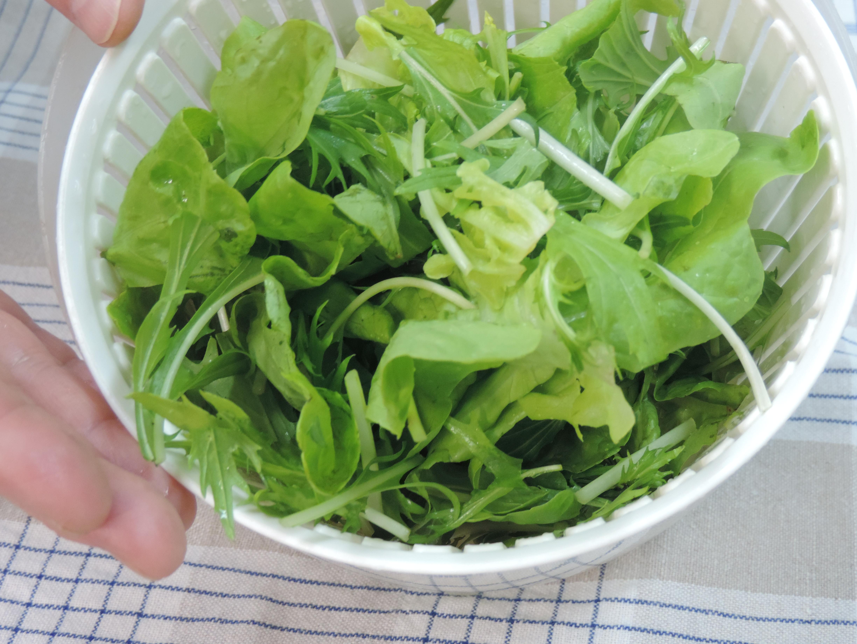 野菜 アフター