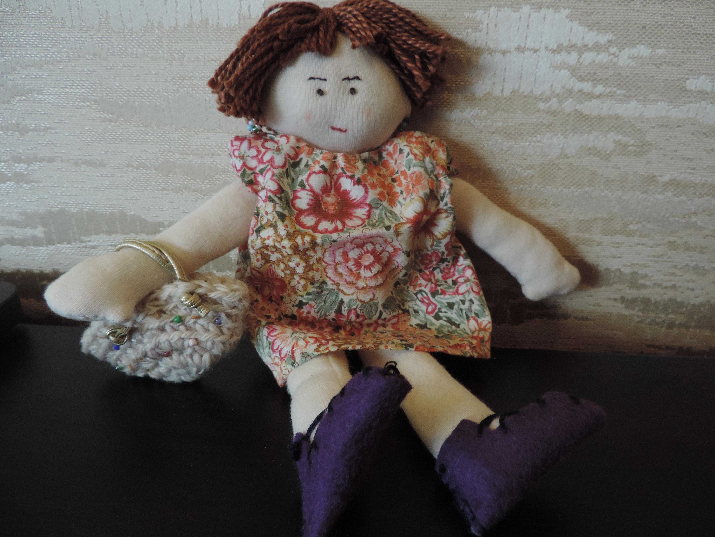 【記録用♥】自分そっくり?なお人形を手作りしました!