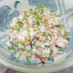 【レシピ付き】夏に食べたい!梅じゃこ混ぜごはんの作り方!