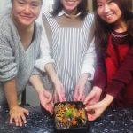 おせち料理&クリスマスレッスンを開催しました!!