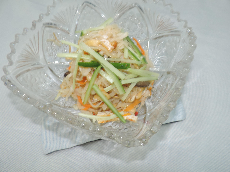 【レシピ付き♥】超おすすめ!中華サラダ風・切り干し大根