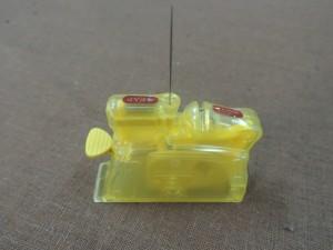 おすすめ糸通し器 クロバー製「デスクスレダー」使い方①