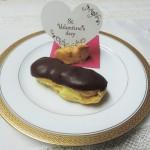 【バレンタイン・デー先取り♥】エクレアを作りました!
