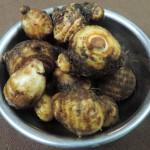 【お料理ワンポイント④♥】里芋の下準備をグンとラクにする方法