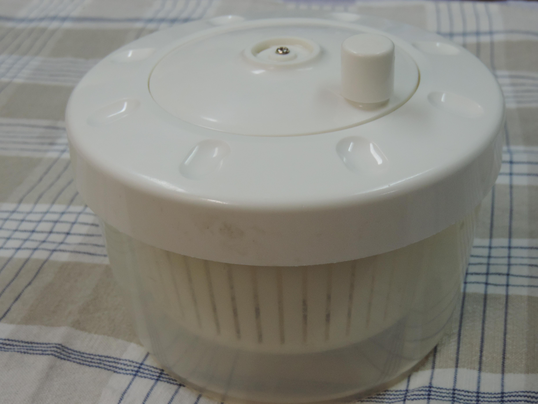 【おすすめ調理器具⑤♥】レックの「野菜水切り器」!サイズ感抜群!【※もう売ってない物です!】