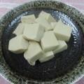 【お料理ワンポイント⑪♥】「高野豆腐」の失敗しない作り方